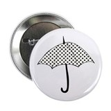 Black umbrella Button