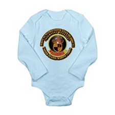 USMC - VMFA(AW) - 224 With Text Long Sleeve Infant