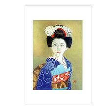Lorelai Gilmore's Geisha Girl Postcards (8)