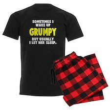 Sometimes I wake up grumpy pajamas