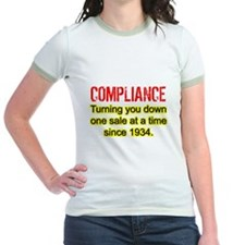 Compliance Turn Down T