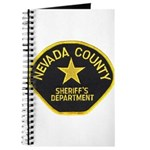 Nevada County Sheriff Journal