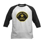 Nevada County Sheriff Kids Baseball Jersey