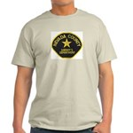 Nevada County Sheriff Light T-Shirt