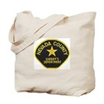Nevada County Sheriff Tote Bag