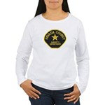 Nevada County Sheriff Women's Long Sleeve T-Shirt