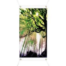 green trees 001 Banner
