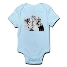 Classic movie monsters Infant Bodysuit