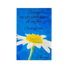 Change No Circumstance... Magnets