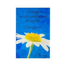 Change No Circumstance... Magnets
