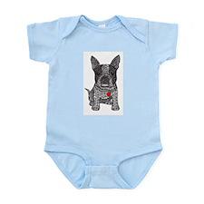 Friend - Boston Terrier Body Suit
