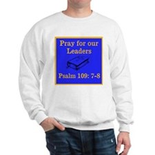 PSALM 109:7-8 Sweatshirt