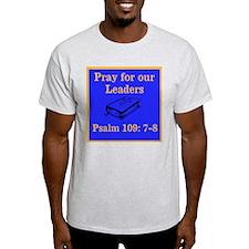 PSALM 109:7-8 T-Shirt