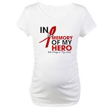 Heart Disease In Memory Shirt