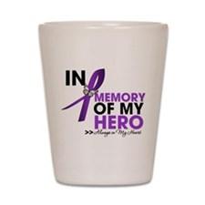 Cystic Fibrosis In Memory Shot Glass