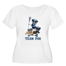 team pug lacr T-Shirt