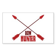 BOW HUNTER Decal