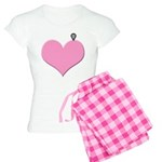 Heart you are here - love declaration Pajamas