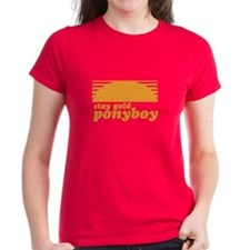 """Stay Gold Ponyboy"" [The Outs Tee"