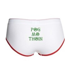 Pog Mo Thoin Shamrock Women's Boy Brief