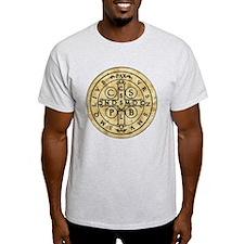 St. Benedict Medal T-Shirt