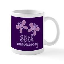 35th Anniversary Keepsake Mugs