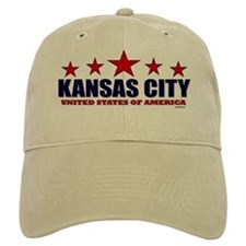 Kansas City U.S.A. Baseball Cap