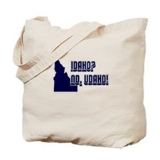 College Humor shirts Idaho Tote Bag
