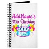 30th birthday Journals & Spiral Notebooks