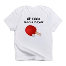 Lil Table Tennis Player Infant T-Shirt