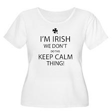 I'm Irish, We T-Shirt
