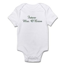 Future    Mrs. OBrien Onesie