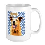 Chaco Dog Pop Art Mug