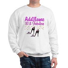 30TH HIGH HEEL Sweatshirt