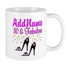 30TH HIGH HEEL Mug