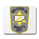 Box Elder Sheriff Mousepad