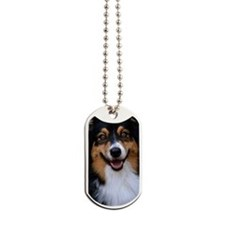 Black Tri Phone Cover Dog Tags