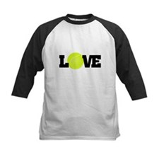 Tennis Love Baseball Jersey