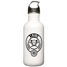 District 10 - Moo Water Bottle