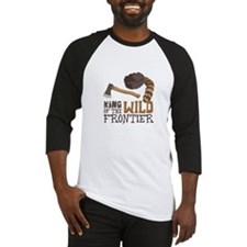 King of the Wild Frontier Baseball Jersey