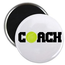 Tennis Coach Magnets