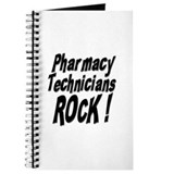 Pharmacy Techs Rock ! Journal