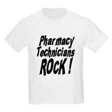 Pharmacy Techs Rock ! T-Shirt