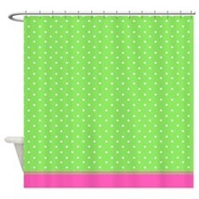 hot pink and lime green shower curtains hot pink and