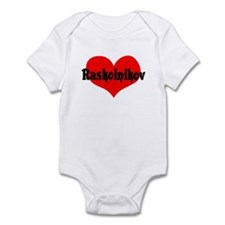 Raskolnikov Love 2 Infant Bodysuit