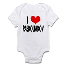 Raskolnikov Love 4 Infant Bodysuit
