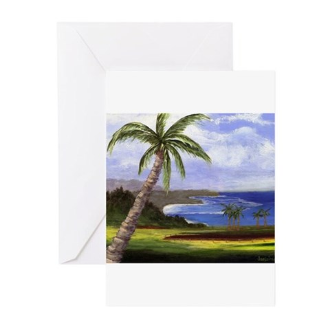 Beautiful Kauai Greeting Cards