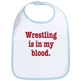 Wrestling Bib