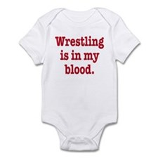 Wrestling Infant Bodysuit