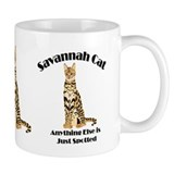 Cute Savannah rescue Mug